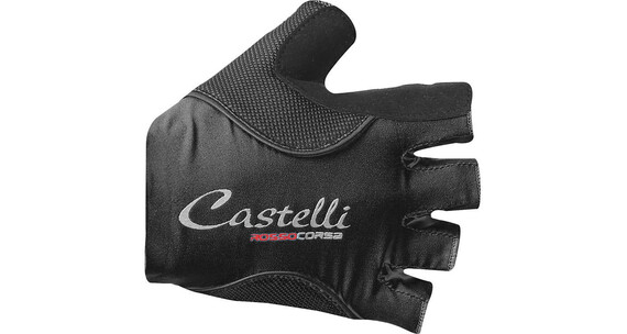 Castelli Rosso Corsa Pave Gloves Women black